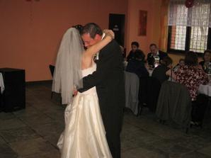 1. manželský tanec