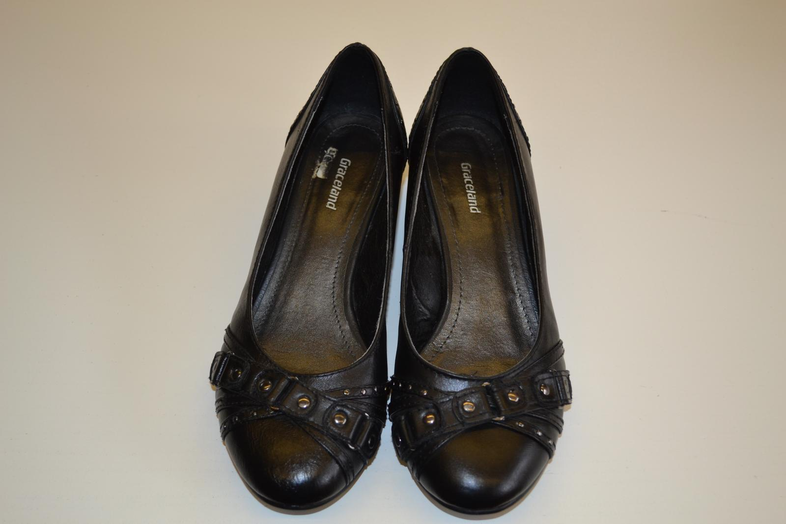 Lodičky, balerínky, boty na klínku - Obrázek č. 2