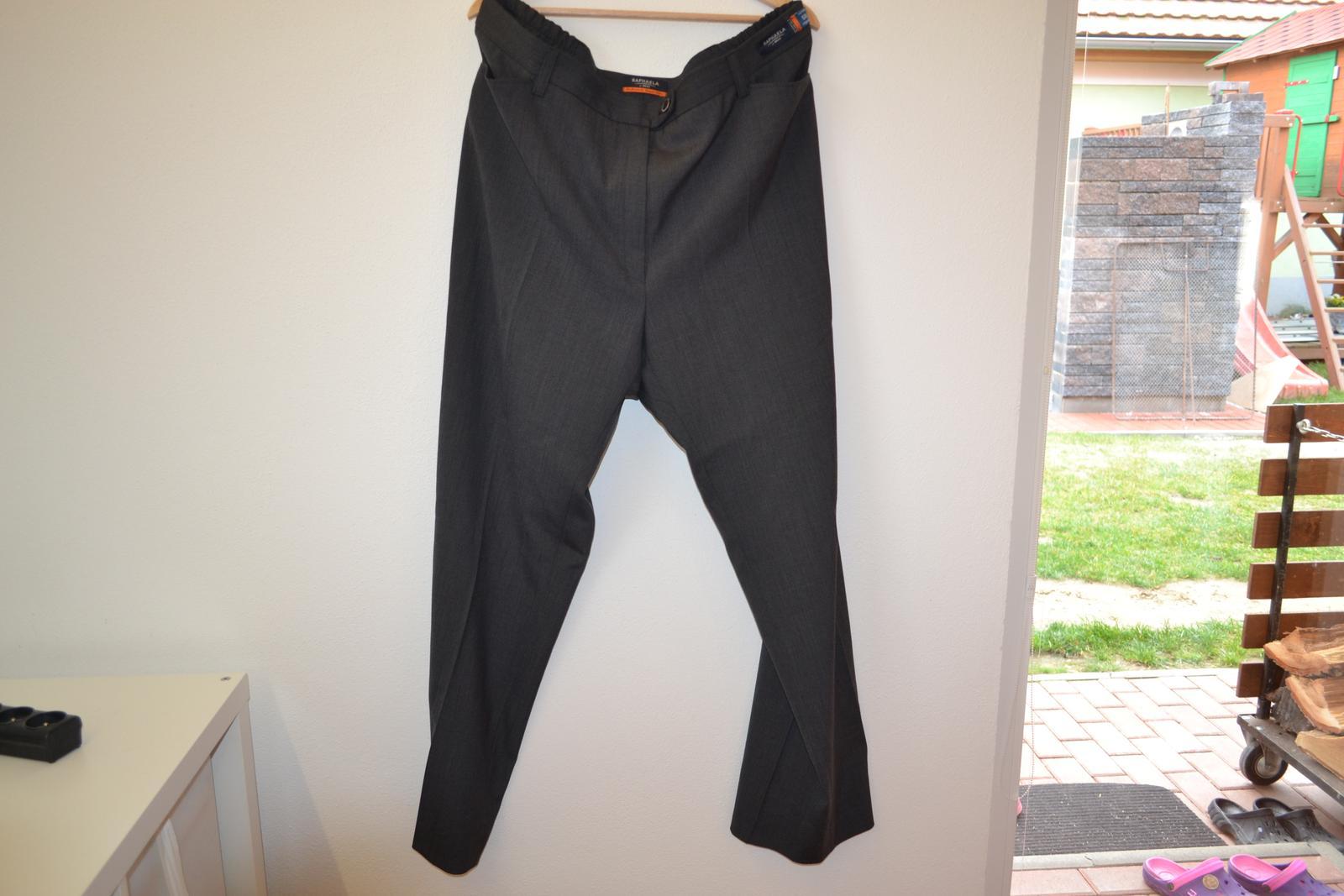 Kalhoty společenské s vlnou - pouze vyzkoušené - Obrázek č. 2