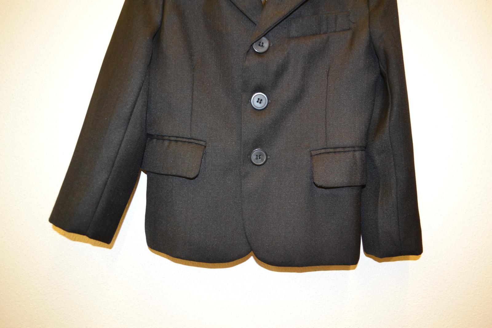 Sako černé - Obrázek č. 2