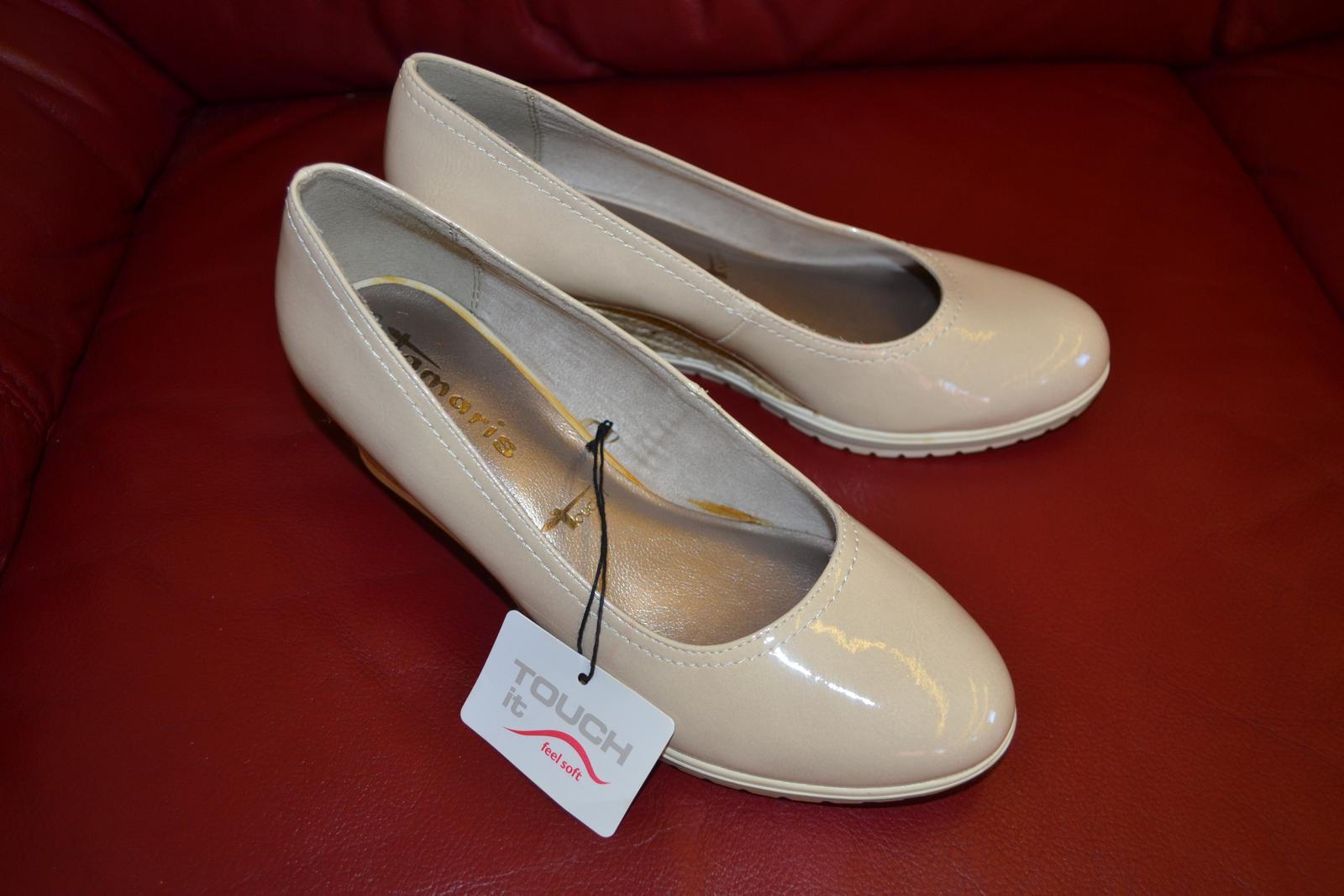 Nové boty zn. Tamaris - Obrázek č. 1