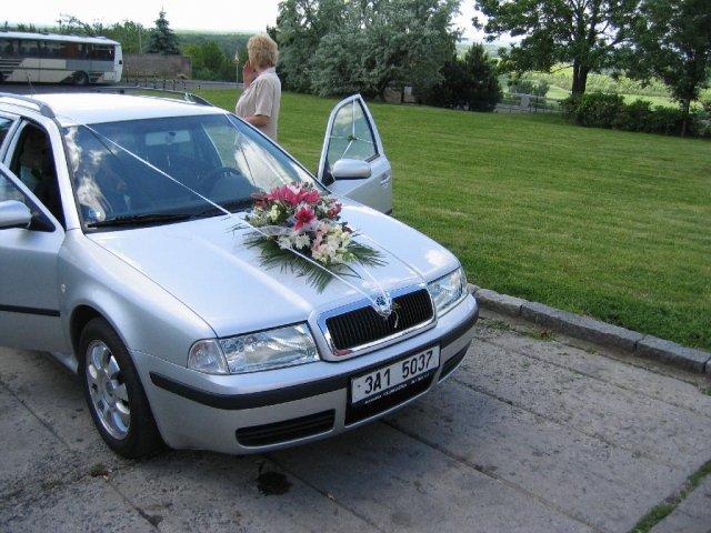 Lenka Kučerová{{_AND_}}Petr Čvančar - Auto nevěsty