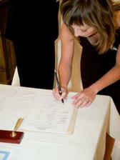 moja svedkyna sa podpisuje
