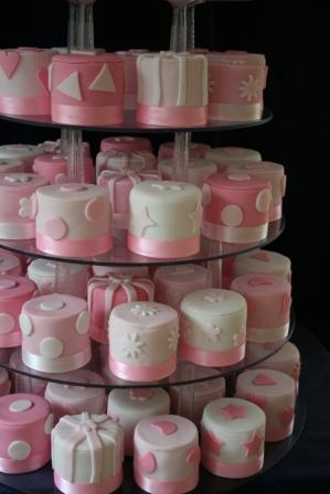 Úžasné minicakes - Obrázok č. 39