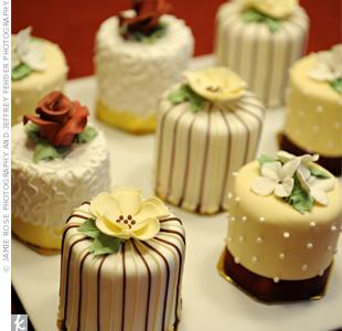 Úžasné minicakes - Obrázok č. 79