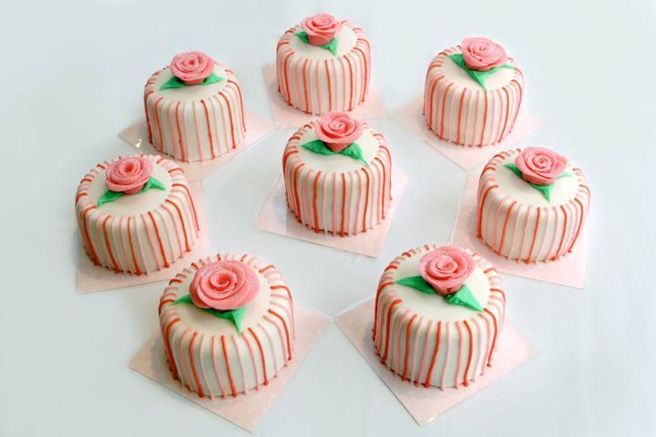 Úžasné minicakes - Obrázok č. 74