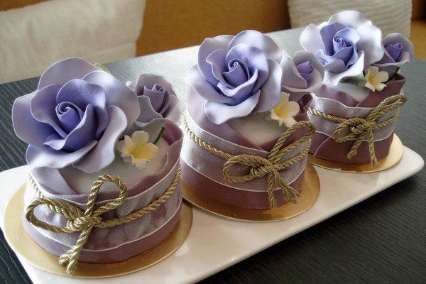 Úžasné minicakes - Obrázok č. 21