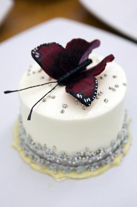 Úžasné minicakes - Obrázok č. 24