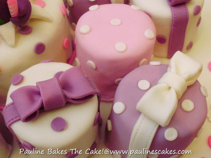 Úžasné minicakes - Obrázok č. 44