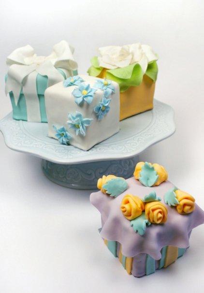 Úžasné minicakes - Obrázok č. 26