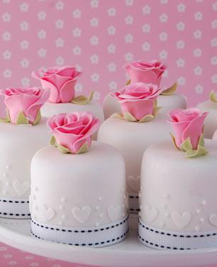 Úžasné minicakes - Obrázok č. 6