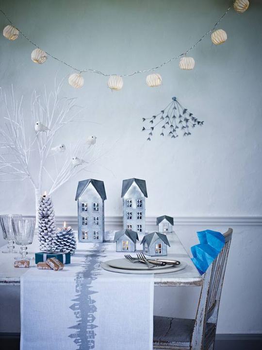 Domčekové dekorácie - Obrázok č. 77