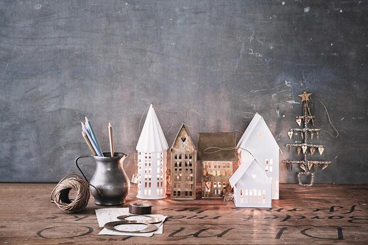 Domčekové dekorácie - Obrázok č. 98