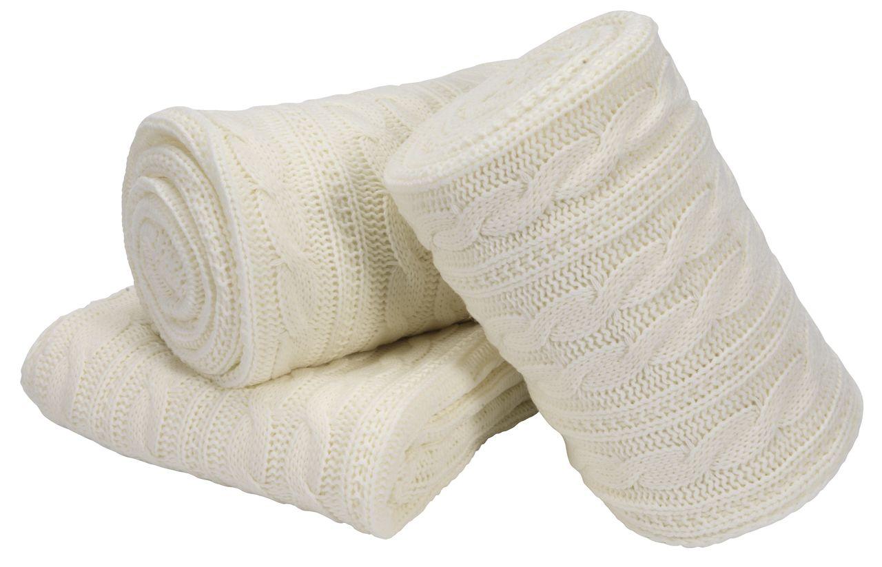 Prajem si... :-) - Jysk.sk deka Margeritt 130x180 pletená 25 €