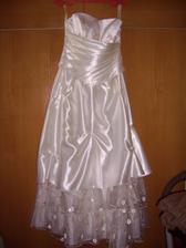 mé svatební šaty