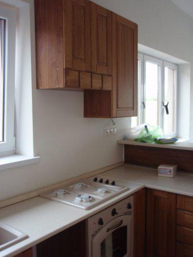 Nas dom - postupne - Kuchynska linka