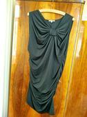 Tehotenské ľahké elastické šaty, 40