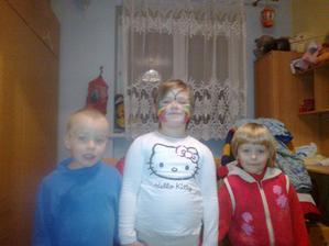 naše dětičky leden 2013