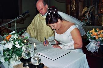 můj první podpis jako paní Grebeníčková