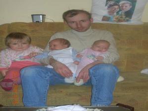 tatínek a naše děti