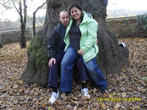 8 let po svatbě:-)