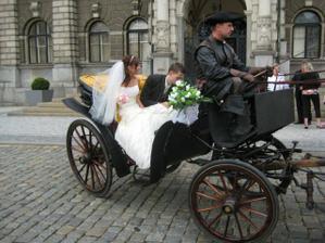 Dárek od manžela a tchána