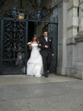 Už jsme novomanželé