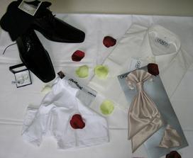 Ajkové svadobné vecičky