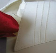 detail košele