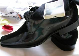 Ajkové sv. topánky