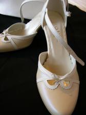 nedeľné topánočky