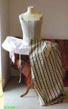 Foto z první zkoušky šatů (Nekopírovat!)