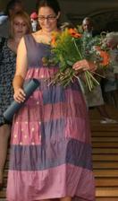 Šaty z atelieru Adelaide (foto pro mumi)