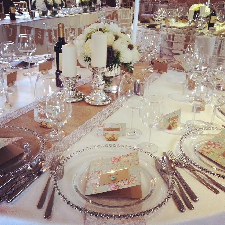 Rustic glamour svadbička A♥M v Bojniciach :-)