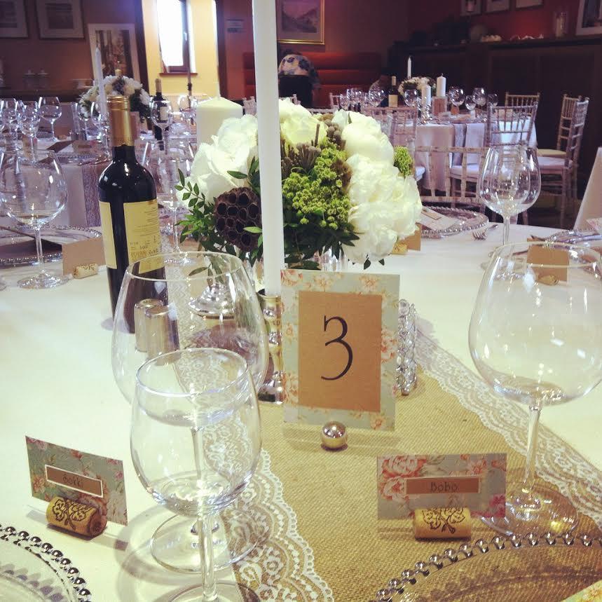 Rustic glamour svadbička A♥M v Bojniciach :-) - Obrázok č. 3