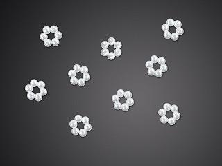 Dekorační aplikace - brož dekorační - inspirace - Obrázek č. 96