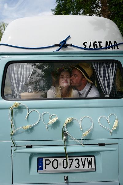 Svatební dekorace na auto - Obrázek č. 3