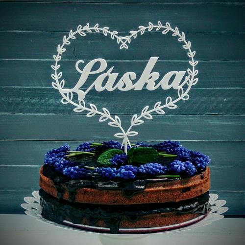 Zápich na dort a nápis na stůl - 10% SLEVA na celý nákup! - Obrázek č. 45