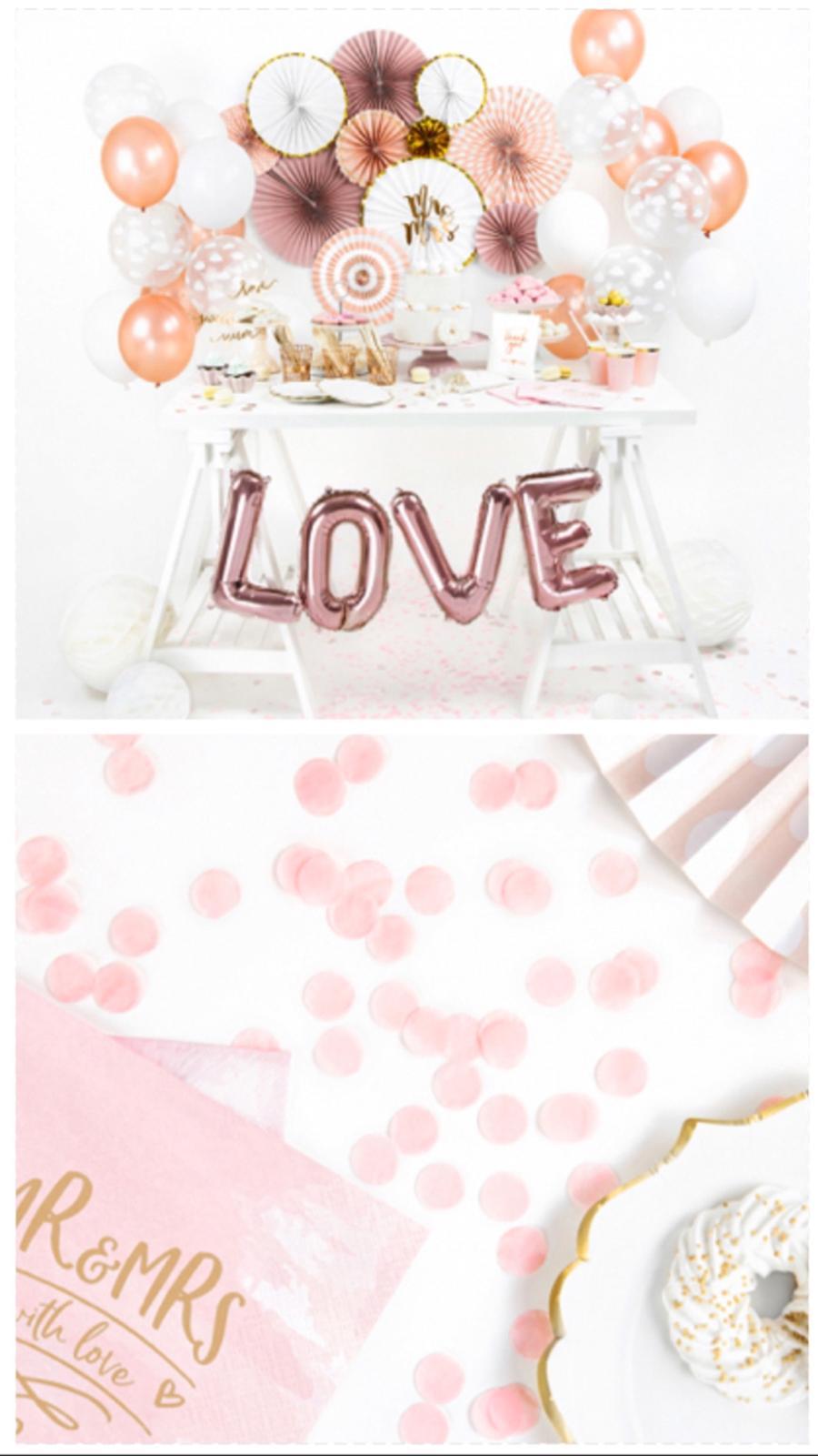 Svatební dekorace - DOPRAVNÉ ZDARMA! - Obrázek č. 46
