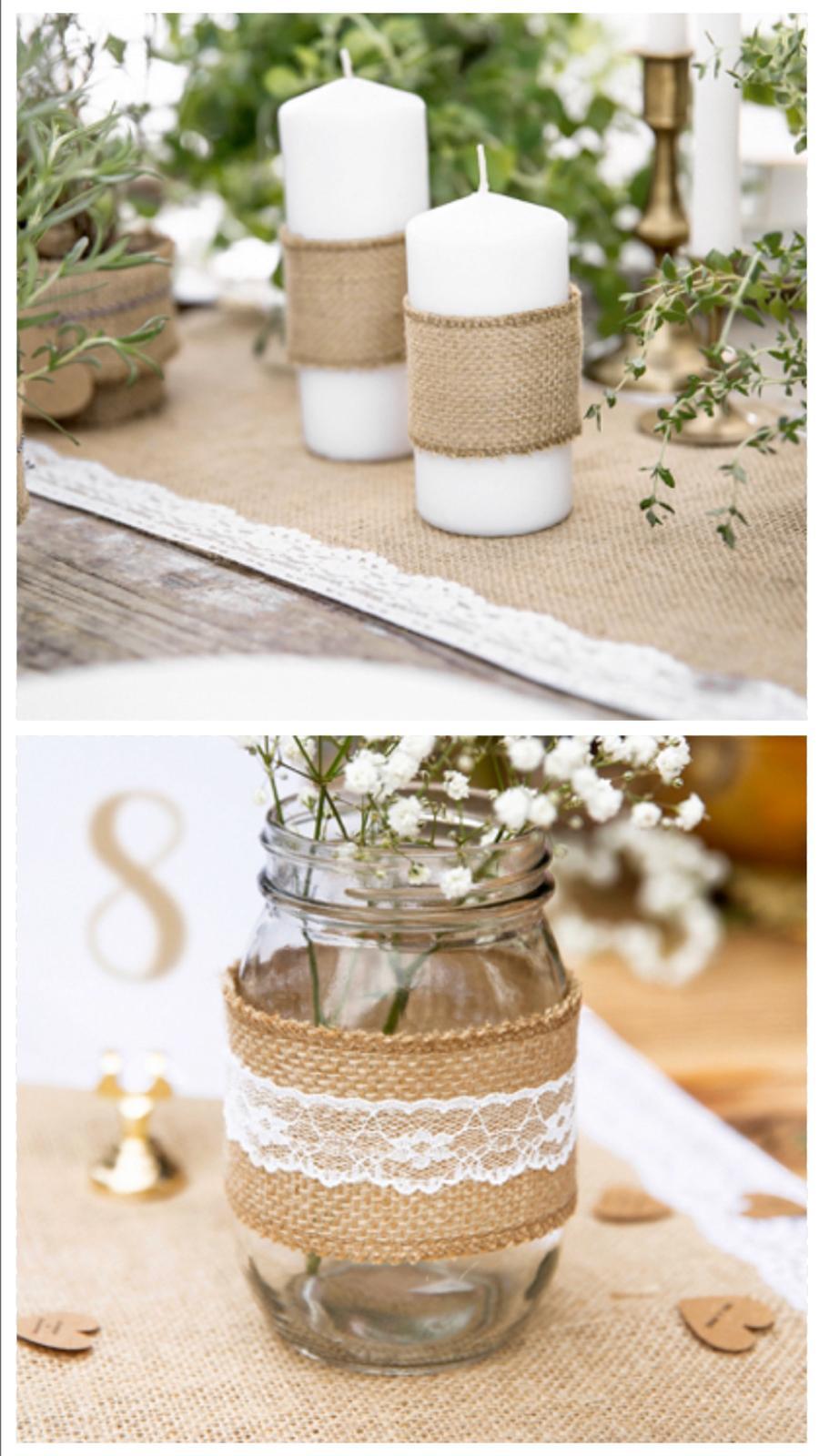 Svatební dekorace - DOPRAVNÉ ZDARMA! - Obrázek č. 69