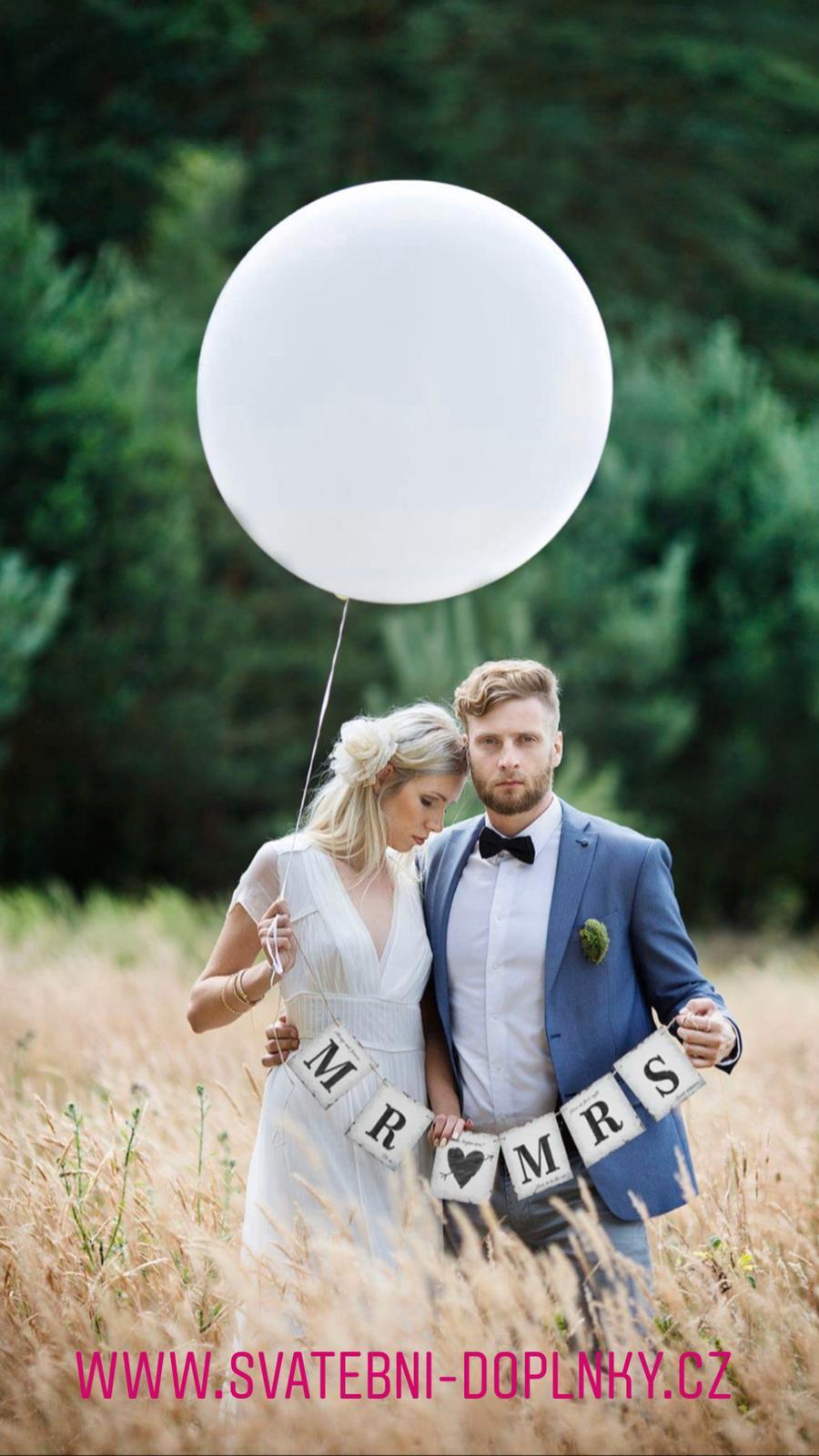 Svatební dekorace - DOPRAVNÉ ZDARMA! - Obrázek č. 80