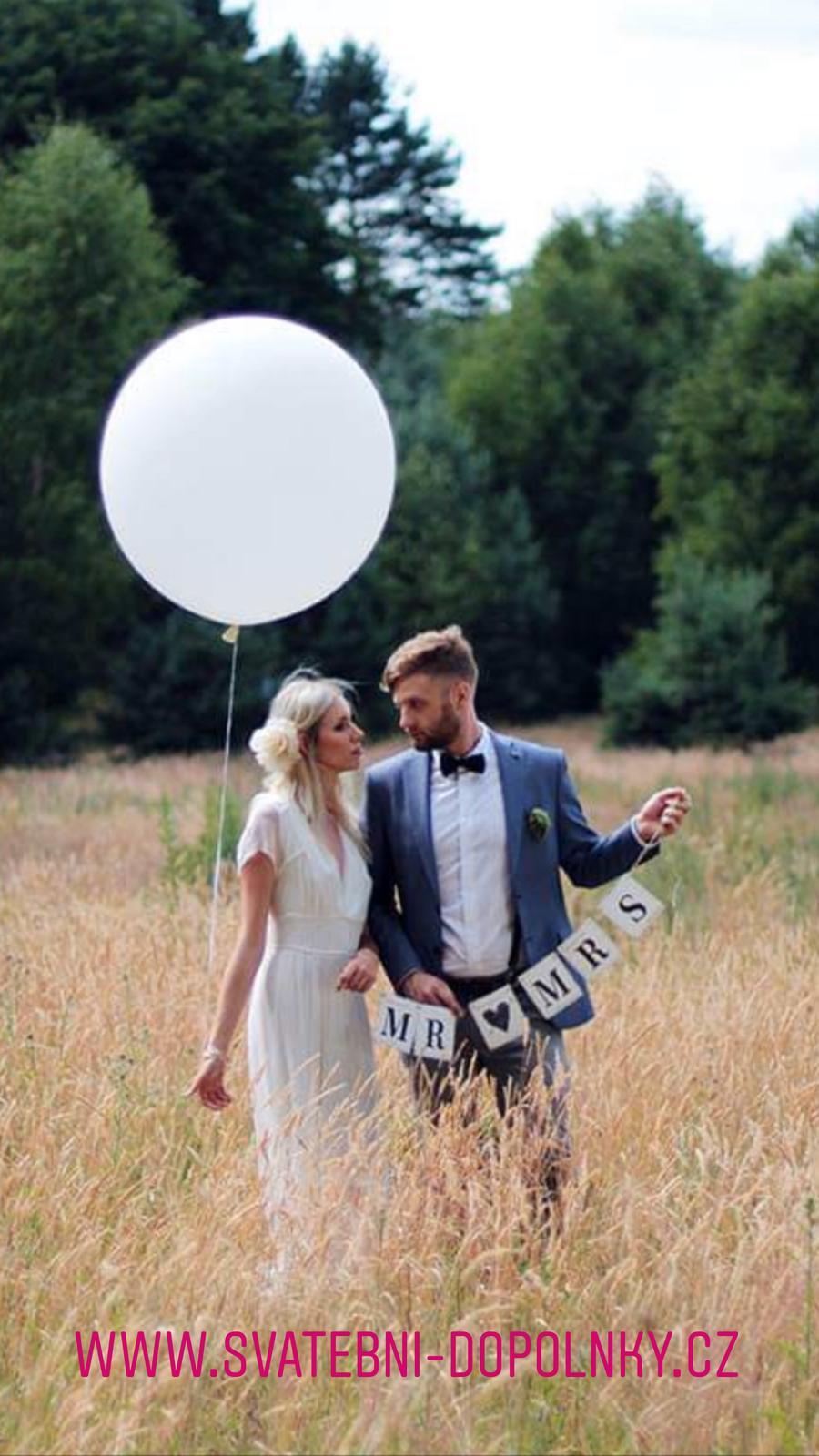 Svatební dekorace - DOPRAVNÉ ZDARMA! - Obrázek č. 81
