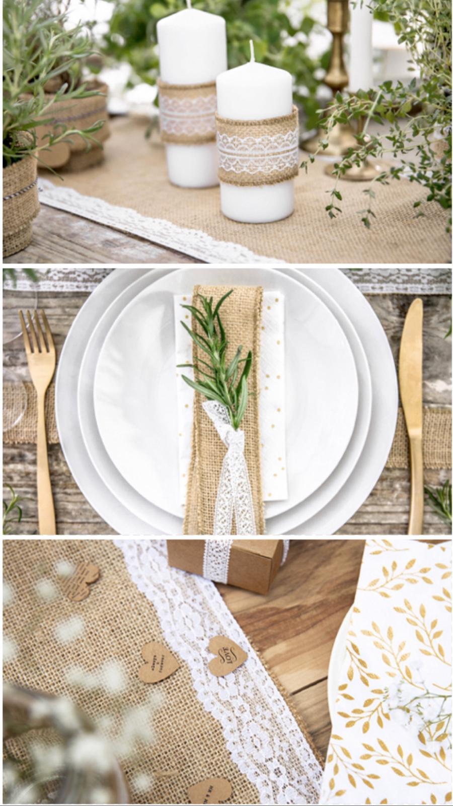 Svatební dekorace - DOPRAVNÉ ZDARMA! - Obrázek č. 107