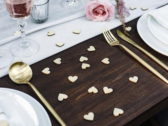 Dřevěná srdíčka - Svatební doplňky s.r.o.