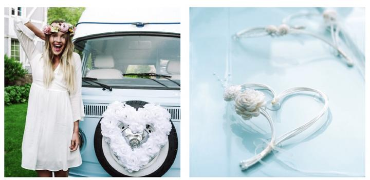 Svatební dekorace - Svatební doplňky s.r.o.