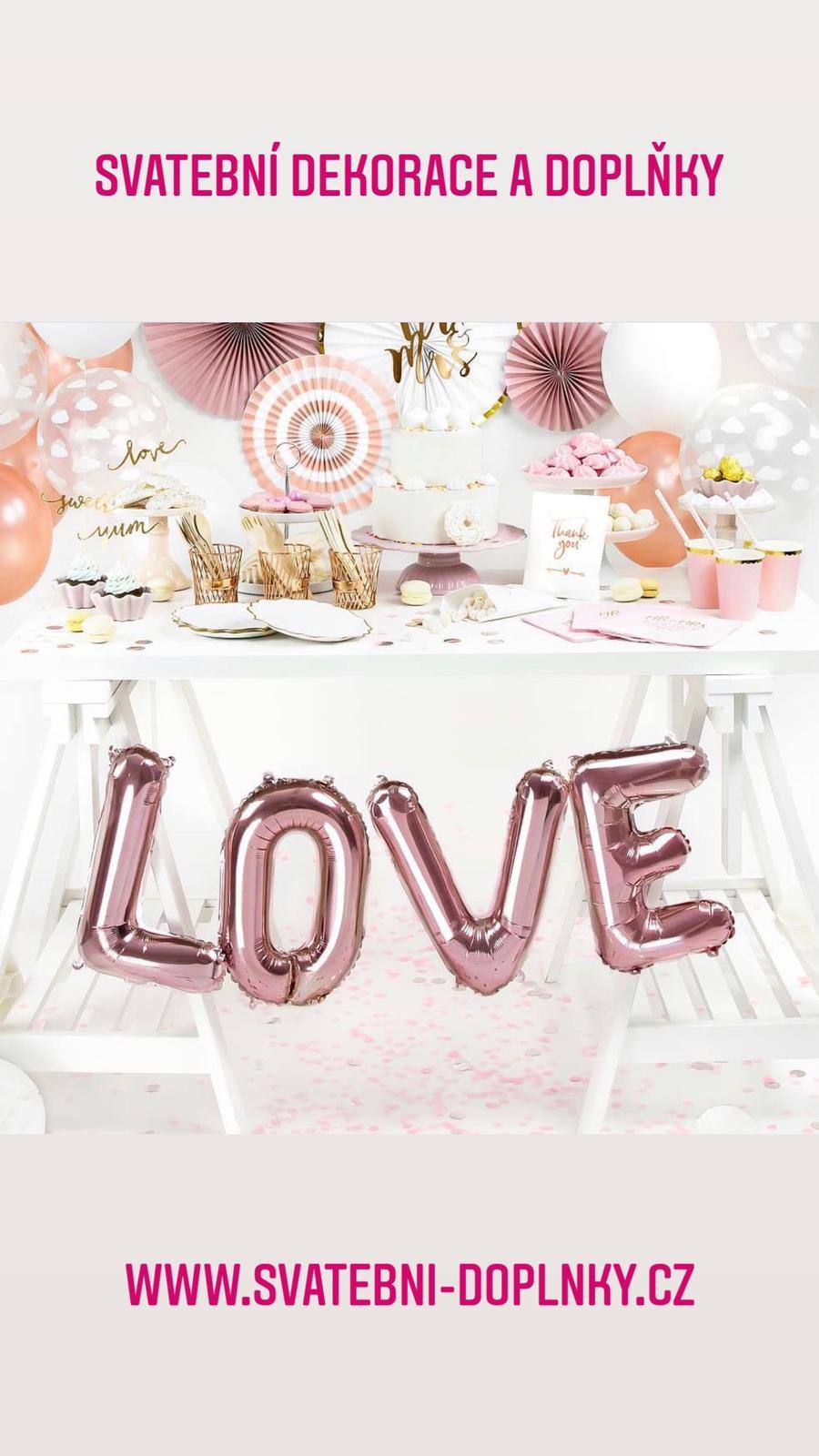 Svatební dekorace - Obrázek č. 74