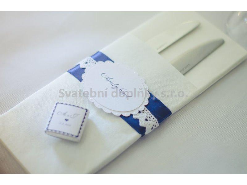 Kapsa DUNI bílá 50 ks - Obrázek č. 1