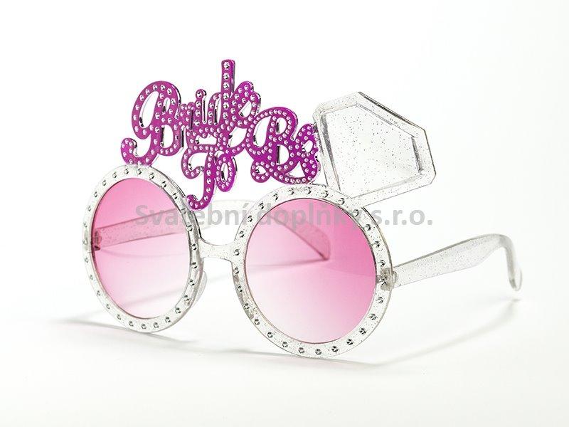 Brýle BRIDE TO BE - Obrázek č. 1
