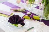 Nabízíme LEVNÉ svatební dekorace v různých barvách,
