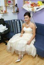 tak prva foto v svadobny satach...